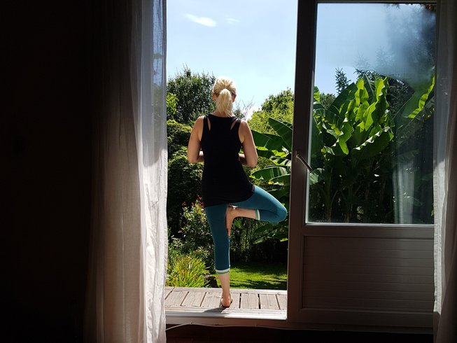 8-Daagse Mindfulness en Yoga Retraite in Les Passeroses, Frankrijk