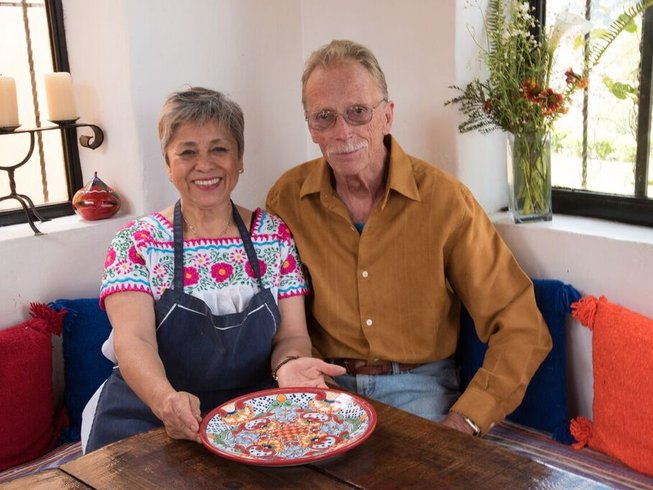 7 Days Mexican Home Cooking Holiday in Tlaxcala, Mexico