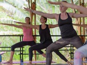 7-Daagse Yoga en Meditatie Retreat voor Vrouwen in de provincie Puntarenas, Costa Rica