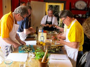 4 Day Food Indulgence, Inspiration, and Cooking Holiday in Thouars, Deux-Sèvres
