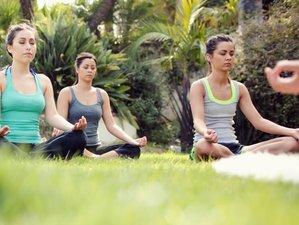 3 jours en court-séjour de yoga, méditation et apprentissage de l'autohypnose à Rouet, Occitanie