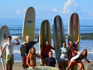 7 Days Classic Beginners Costa Rica Surf Camp