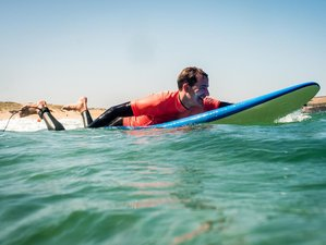 8 Days SUP and Surf Camp in Ericeira, Lisbon Area, Portugal