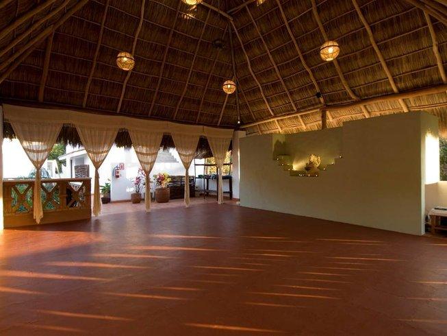 6-Daagse Strand, Meditatie en Yoga Retraite in Sayulita, Mexico