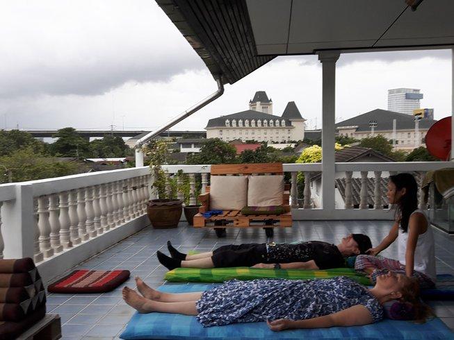 10 días de Reiki, masaje, meditación y yoga en Bangkok, Tailandia