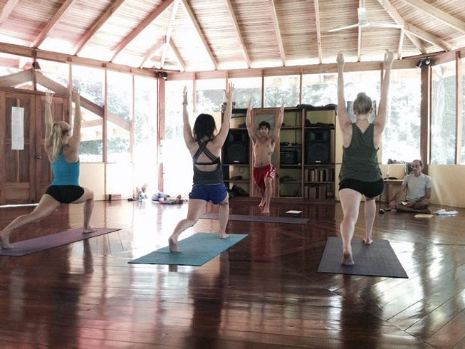 20 Days 200-Hour Yoga Teacher Training in Costa Rica