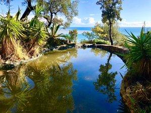 4 jours en week-end de pilates, yoga, art botanique et alimentation vivante à Vintimille, Imperia