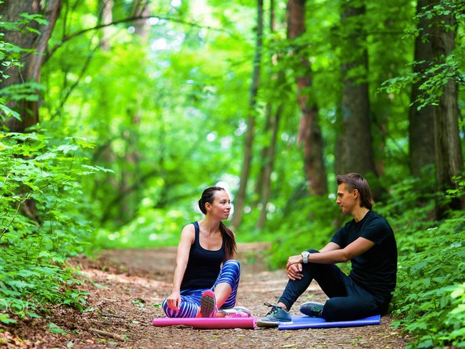 Days Integrative Nutrition and Yoga Retreat Romania ...