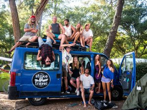 7 Days Van Surfari and Surf Camp France and Spain