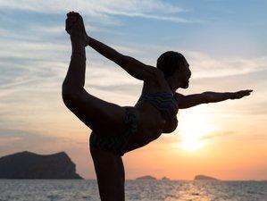 7 Tage Sommermeditation und Yoga Urlaub in Spanien