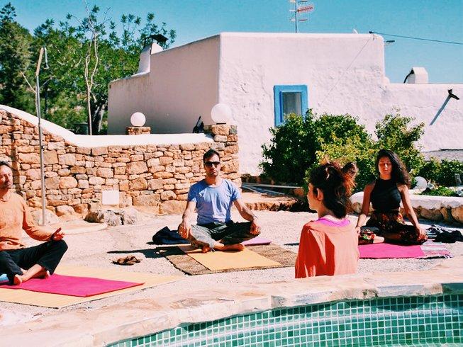 7 Days Journey into Chackra System Ibiza Yoga Retreat