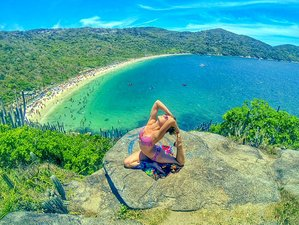 6 Day Women's Yoga Retreat By The Beach in Buzios, Rio de Janeiro
