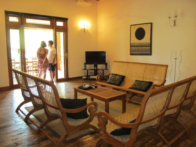 10-Daagse Vinyasa Yoga Retraite in Matale, Sri Lanka