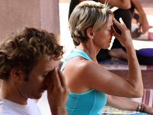 7 Days Burnout Prevention Meditation Yoga Retreat in France