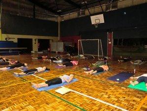 8 jours en stage de yoga zen bouddhiste dans le Queensland, Australie