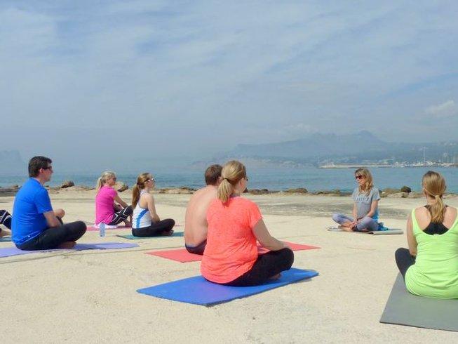 14 Days Rejuvenating Yoga Retreat in Spain