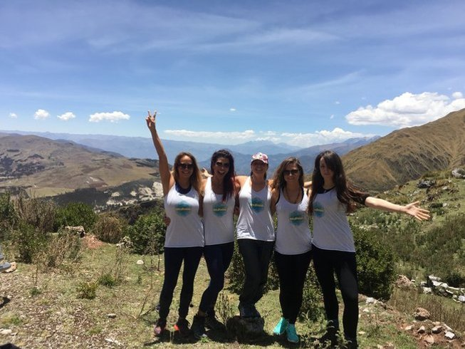 9 Days The Divine Goddess Feminine Activation, Meditation, and Yoga Retreat in Sacred Valley, Peru