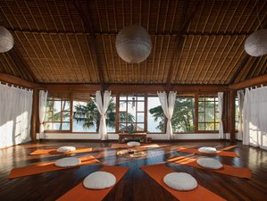 13 Day Winter Retreat with Aqua-Healing, Yoga and Ayurveda at Prana Veda Sanctuary in Tejakula, Bali