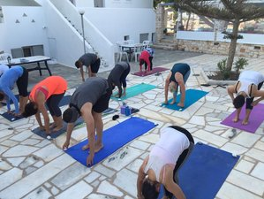 10 Days Yoga Vacation in Paros, Greece