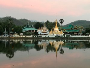 4 Days Mae Hong Son Motorcycle Tour in Thailand