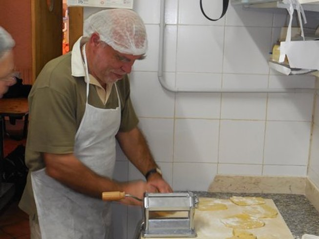 2 Days Handmade Pasta Cooking Holiday in Abruzzo