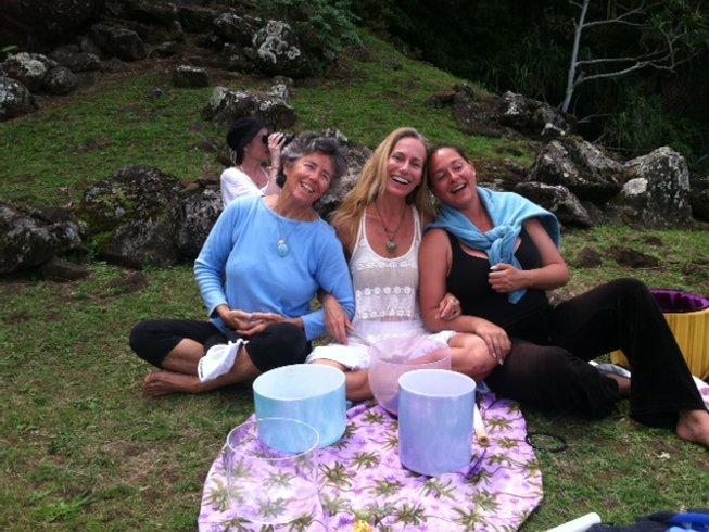 4 días retiro de yoga, sonido y meditación en Arizona, Estados Unidos