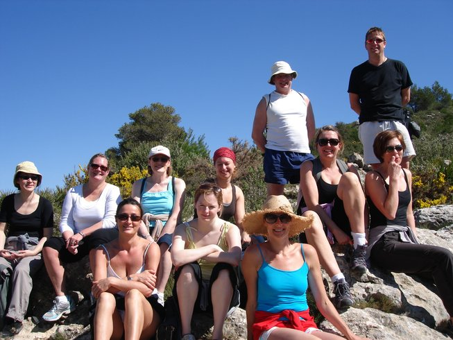 6 Days Yoga and Hiking Retreat, Alicante, Spain