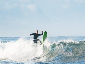 8 Days Refreshing Surf Camp Italy