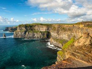 7 Days Stunning West Coast Hiking and Yoga Retreat in Ireland