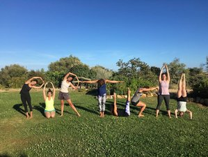 7 Days Eco Ayurveda, Health & Meridians Yoga Retreat in Portugal