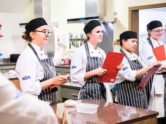 5 Days Foundation Cookery Course in Ashburton, UK