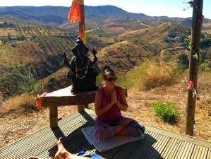 7 Days Bikram and Acro Yoga Holiday in Spain