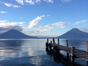 8 Days New Year's Rejuvenation Meditation and Yoga Retreat in Lake Atitlan, Guatemala