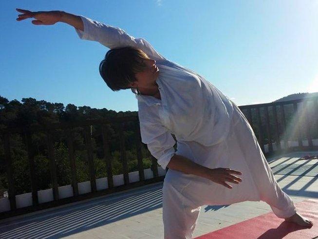 3 días retiro de yoga personalizado en España