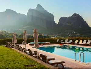 6 Day Seek The Sacred Yogadventure at Meteora Yoga Holiday in Trikala, Thessaly