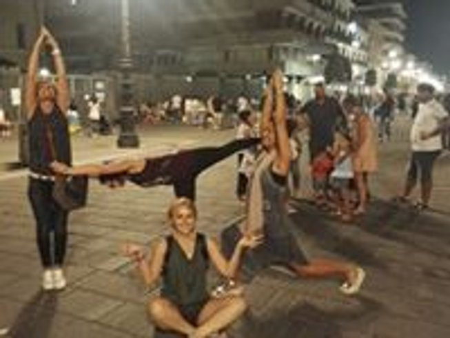 8 Days Certified Yoga Teacher Training in Campania, Italy