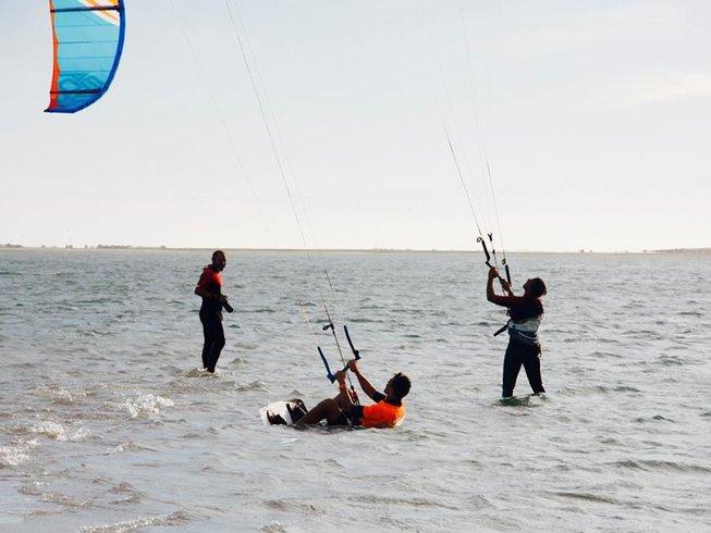 8 Days Peniche Kite Surfcamp Portugal