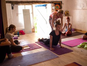 8 Day Nidra Yoga Retreat into the Sunny Nature in Saint-Cézaire-sur-Siagne, Provence