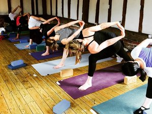 3 Days Yoga Retreat in Kent, UK