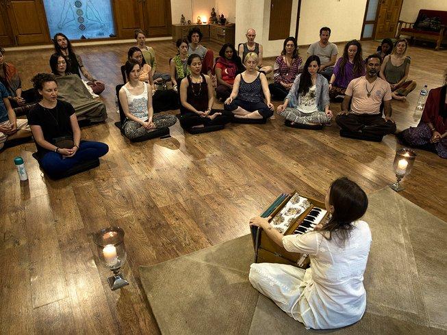 28-Daagse 300-urige Ashtanga Yoga Docentenopleiding in Mysore, India