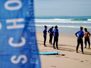 4 Days Soul Surf Camp in Almada, Portugal
