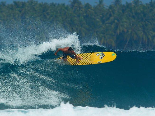 7 Days Uncrowded Samoa Surf Camp