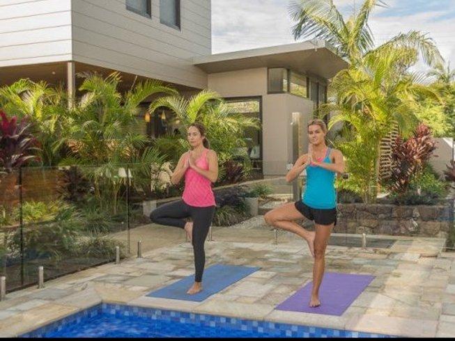 3 Tage Gold Coast Surf, Meditations und Yoga Urlaub in Australien