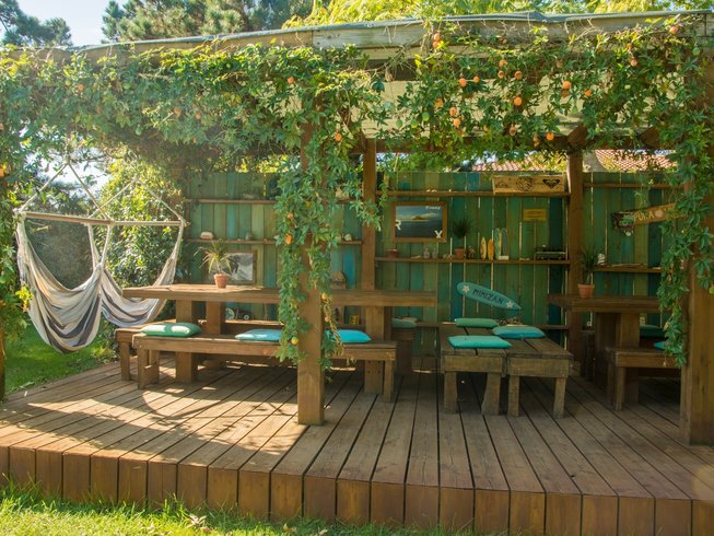 8 Days Yoga and Surf Holiday in France