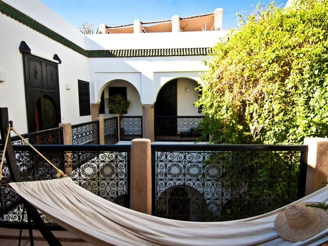 4 Days Paddle and Yoga Retreat in Marrakesh, Morocco