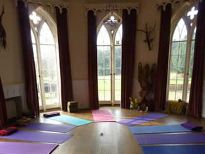 4 Days New Year Meditation Yoga Retreat in UK
