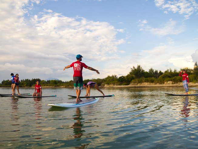 7 Days SUP and Yoga Retreat in Bali, Indonesia