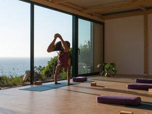 8 Days Yoga Holiday near the Beach in Casais de S. Lourenço, Portugal
