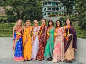 24 Day 200-Hour Certified Ashtanga, Vinyasa flow and  Hatha Yoga Teacher Training in Rishikesh