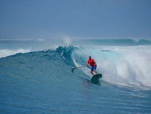 11 Days Carpe Diem Sunny Coast Boardsports Luxury SUP Surf Camp in Male Atoll, Maldives